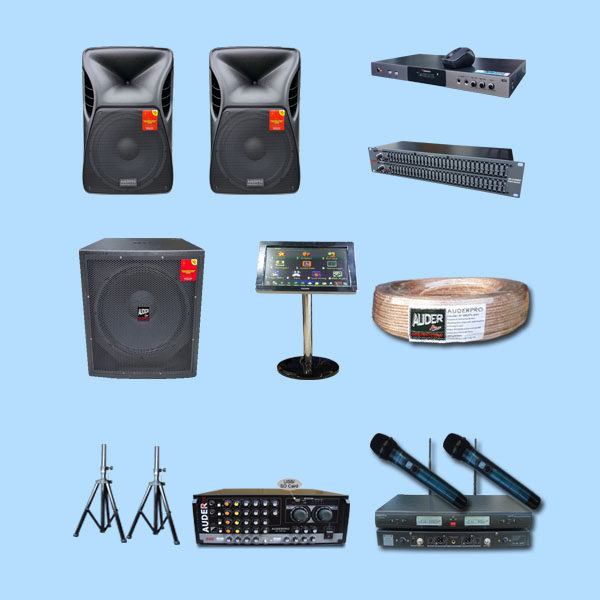 Karaoke Mesin Lagu A4 Sound System